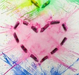 Heartwork - Purple