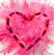 Heartwork - Raspberry