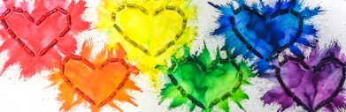 Heartwork - Rainbow