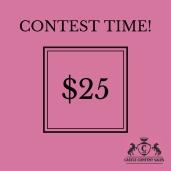 Instagram Contest Post for Castle Content Sales