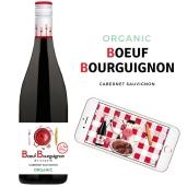 Instagram post for Boeuf Bourguignon