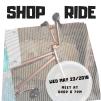 Shop Street BMX Ride for Harvester Bikes